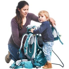 deuter Kid Comfort Active SL Child Carrier Women, blu